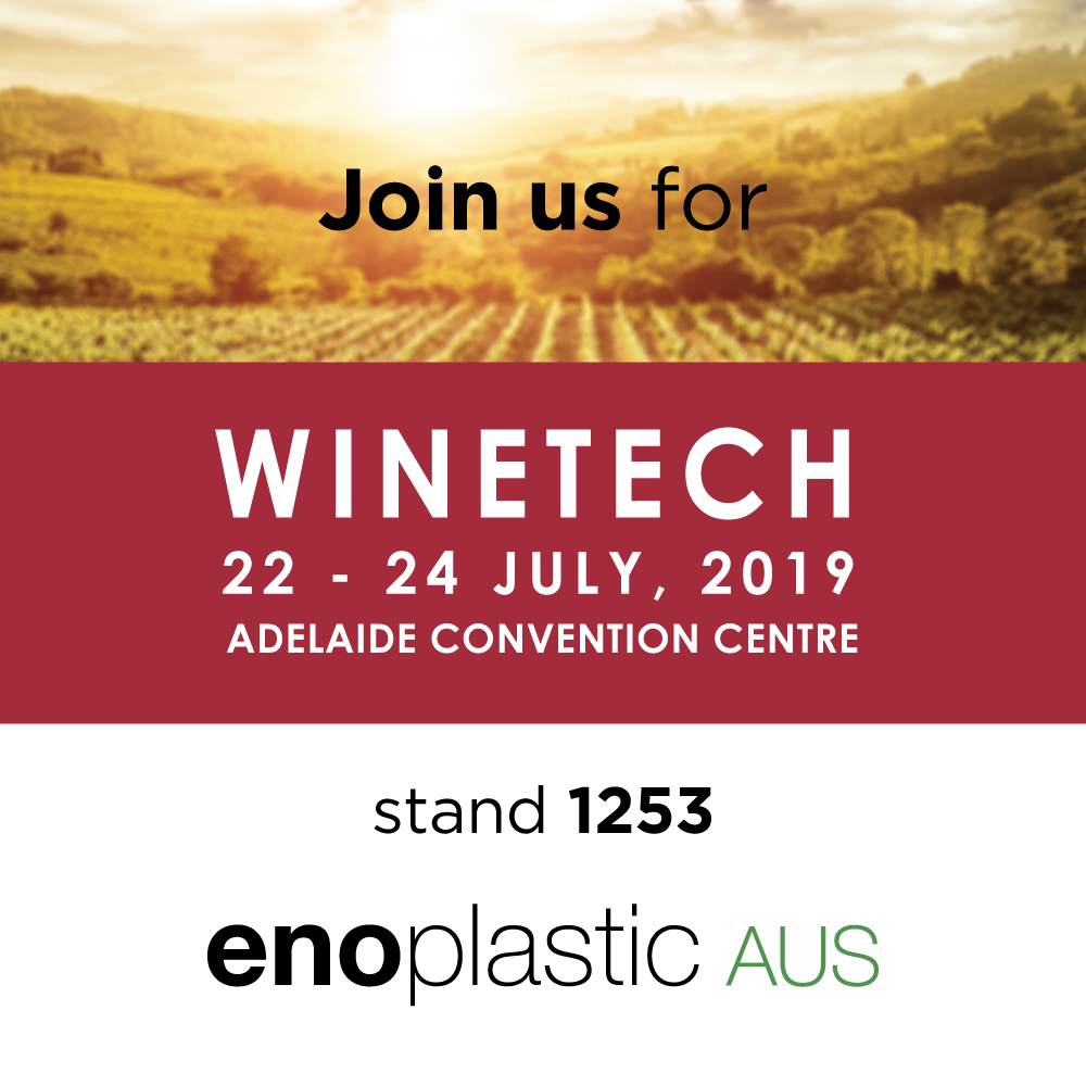 Enoplastic AUS at WineTech – Adelaide